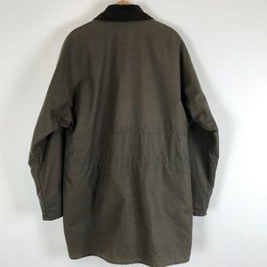 6a648c663 Filson Waxed Cotton Hunting Field Coat Jacket